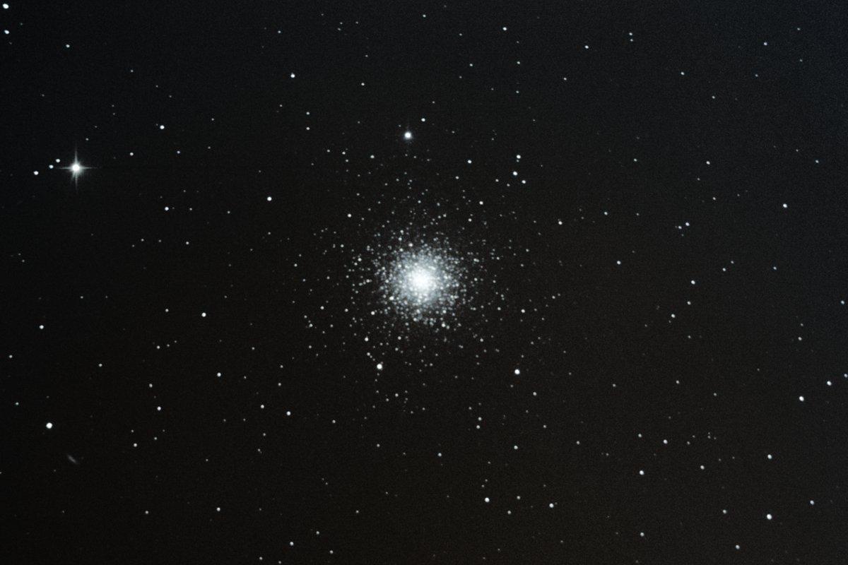 M3 Globular Cluster, Canes Venatici, 28th Mar 2012